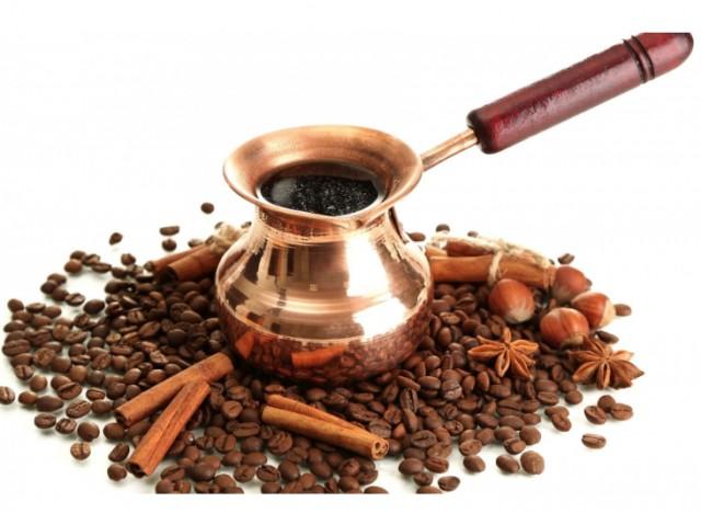 Рецепт кофе в турке