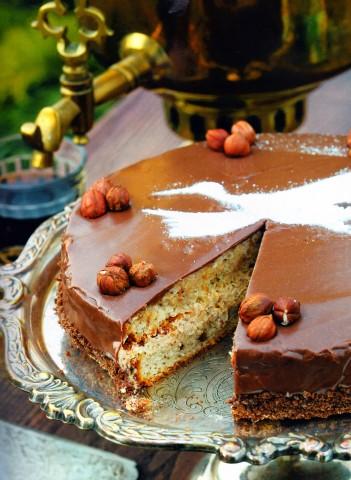 Торт «Журавушка»