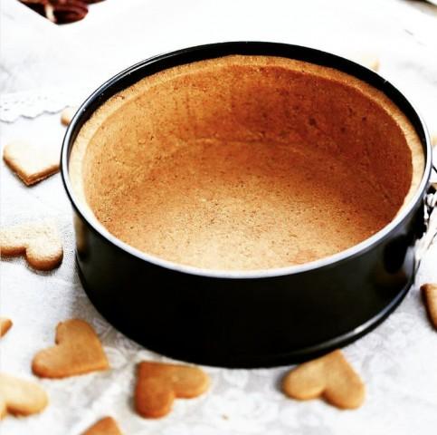 Нежное песочное тесто