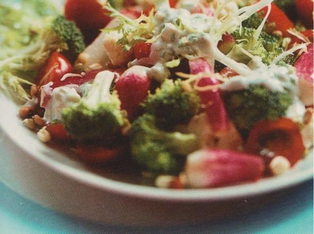 Малазийский салат