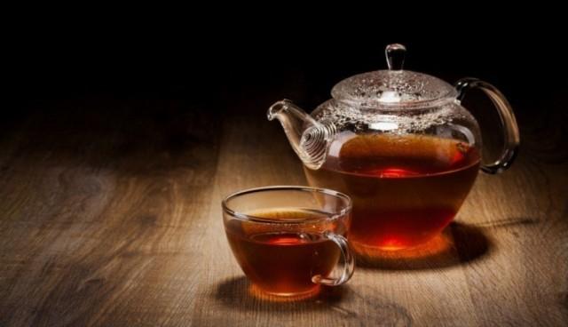 Заваривание черного чая с холодной водой