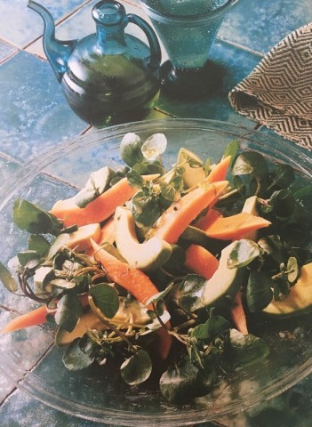 Салат тропический