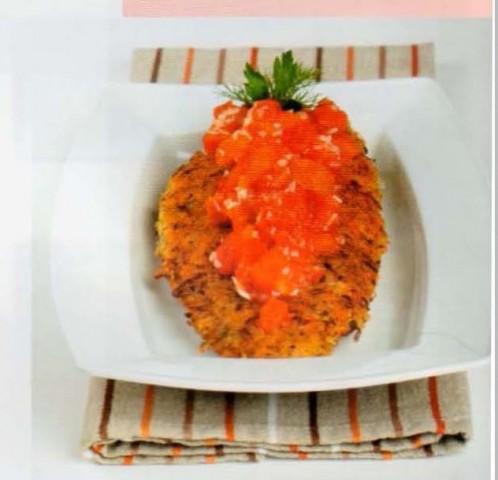 Курица «Миланезе» с томатным соусом