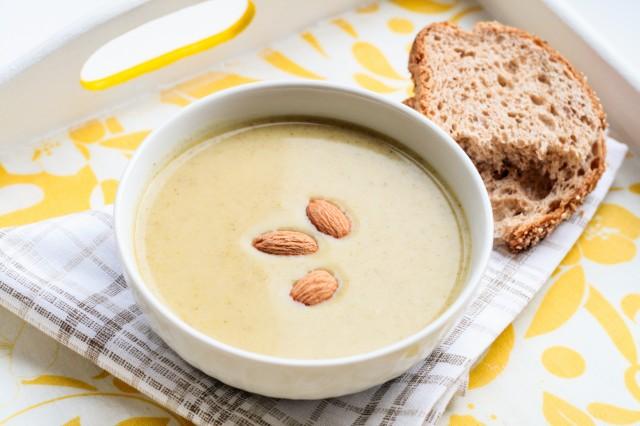 Суп миндальный