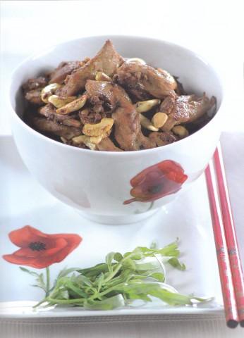 Куриное филе в тархунном маринаде