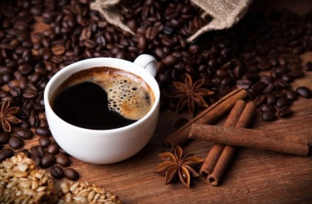 Кофе с бадьяном