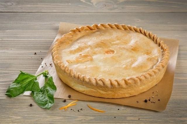 Пирог картофельный