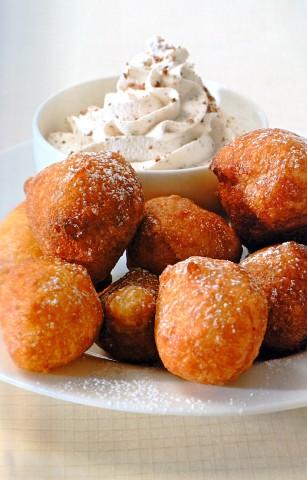 Пончики по-креольски