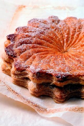Миндальный пирог «Питивьер»