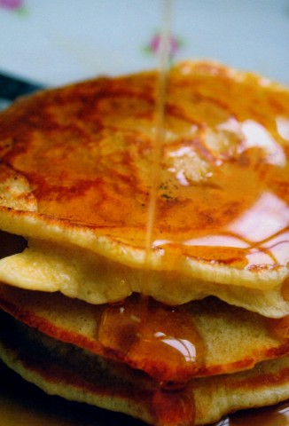 Оладьи на завтрак