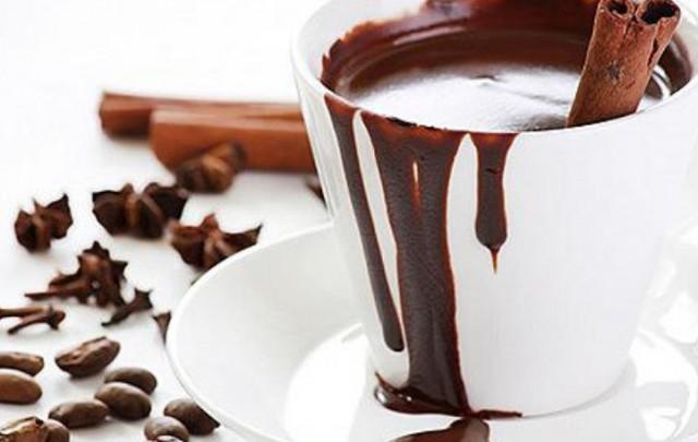 Шоколадный напиток по рецепту коренных жителей Центральной Америки