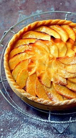 "Пирог с яблоками ""Жером"""