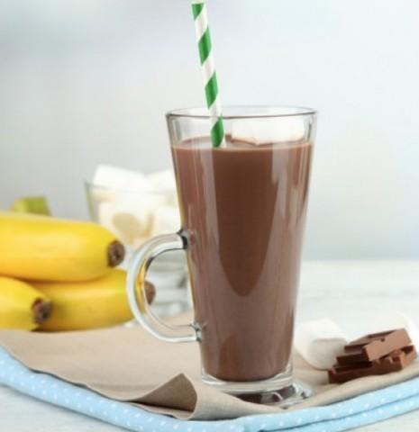Кофейно-банановое какао
