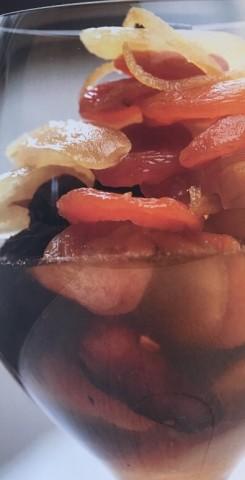 Пряный сироп с имбирем и медом