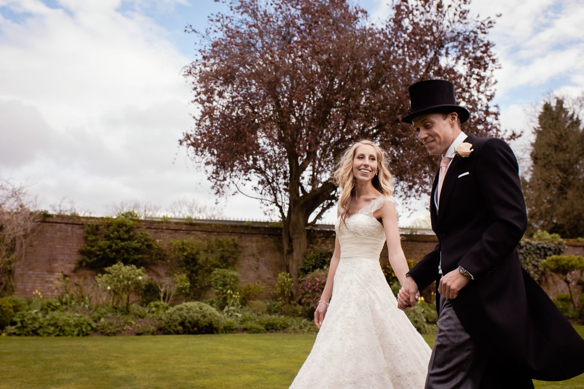 Scenario wedding without a toastmaster, or Wedding in a European style