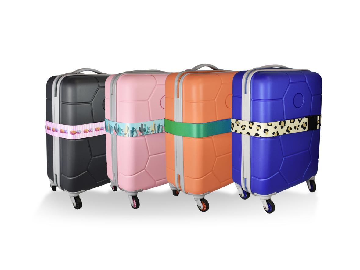 Ook deze unieke kofferriemen bestellen?