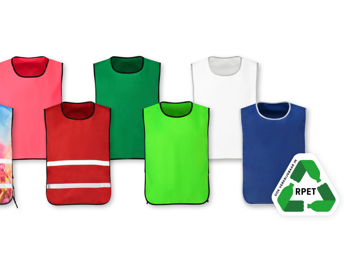 Do you want to order these unique Training vests?