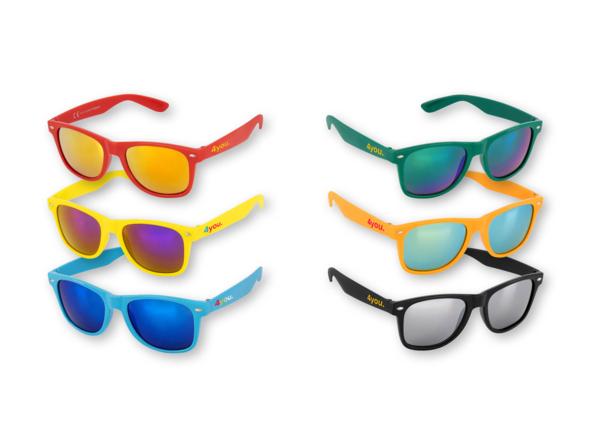 Möchten Sie diese individuellen Sonnenbrillen bestellen?