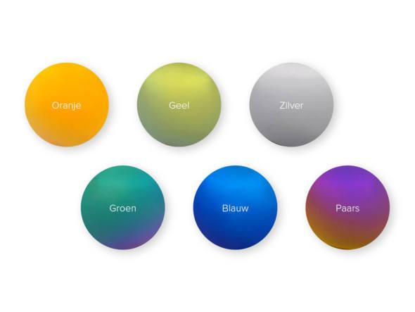 Kleur glazen