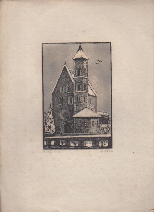 Chiesa di S. Apollinare a Piedicastello.
