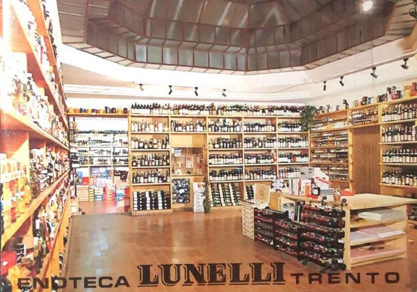 Enoteca Lunelli: Trento.
