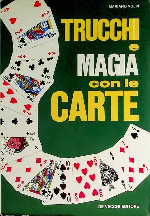Trucchi e magia con le carte.