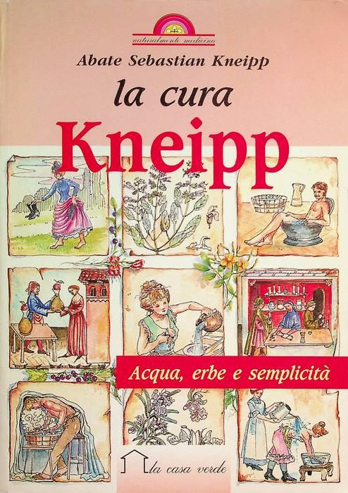 La cura Kneipp: acqua, erbe e semplicità.