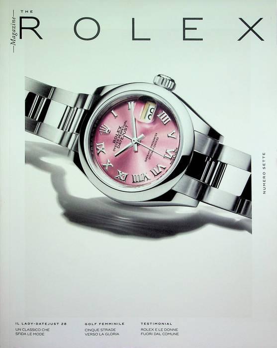 The Rolex magazine: numero sette.