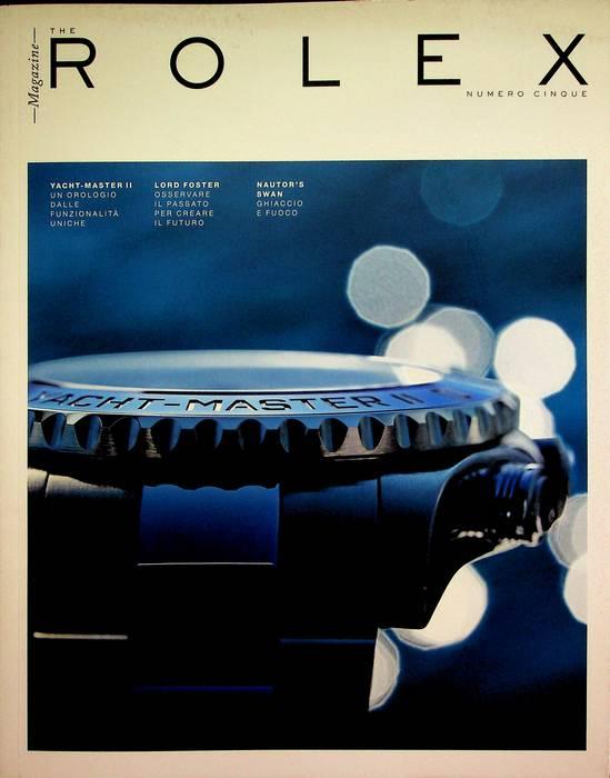 The Rolex magazine: numero cinque.