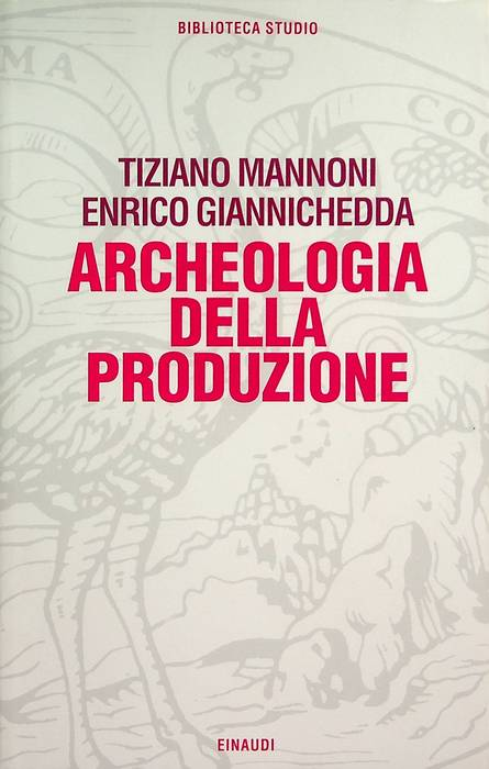 Archeologia della produzione.