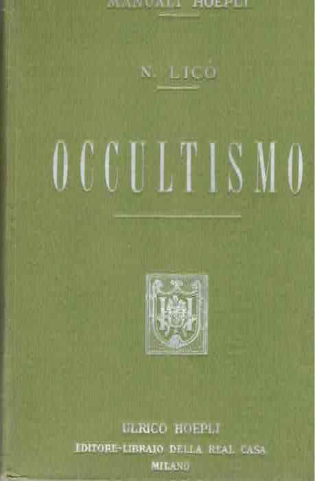 Occultismo.