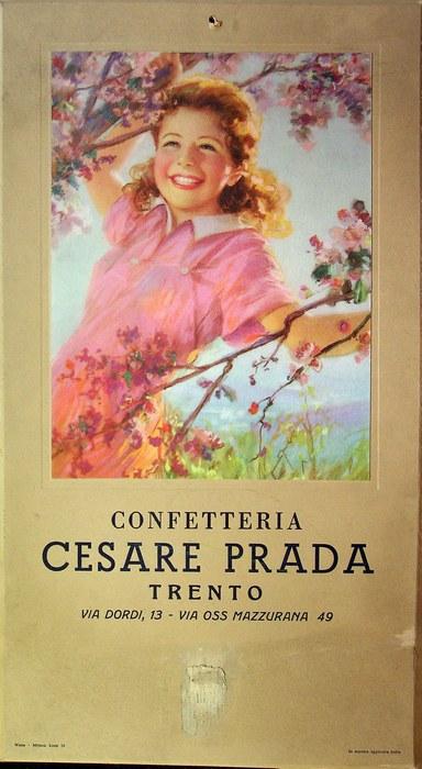 Confetteria Cesare Prada: Trento.