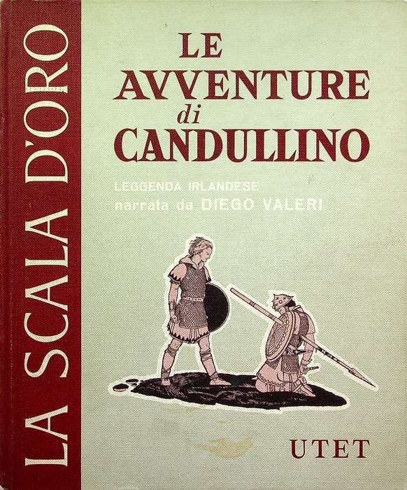 Le avventure di Candullino: leggenda irlandese.