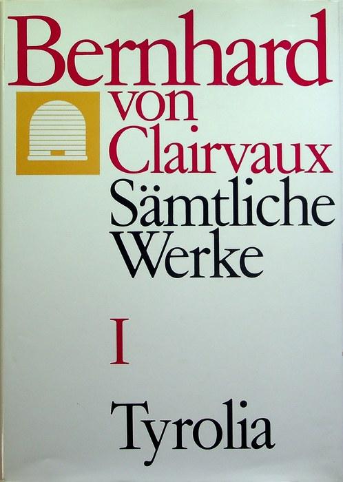 Samtliche Werke: I.