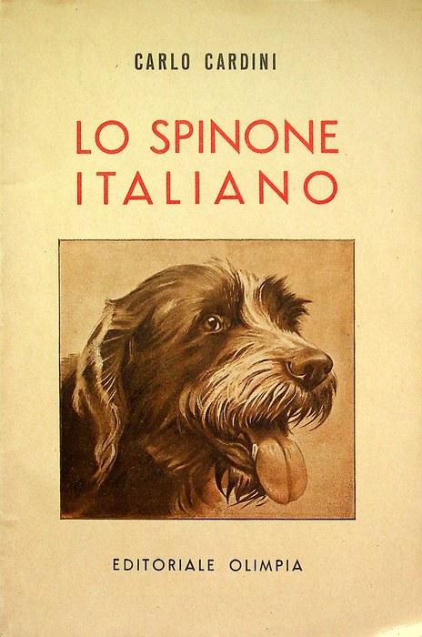 Lo spinone italiano.