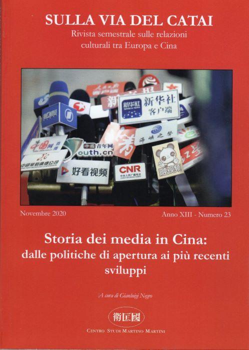 Storia dei media in Cina: dalle politiche di apertura ai più recenti sviluppi.