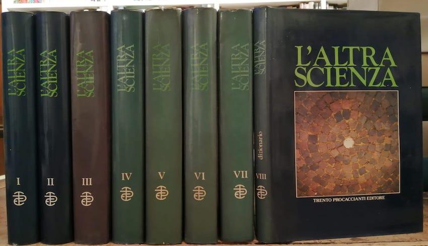 L'altra scienza: enciclopedia della parapsicologia e dell'esoterismo.