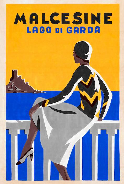 Malcesine - Lago di Garda.