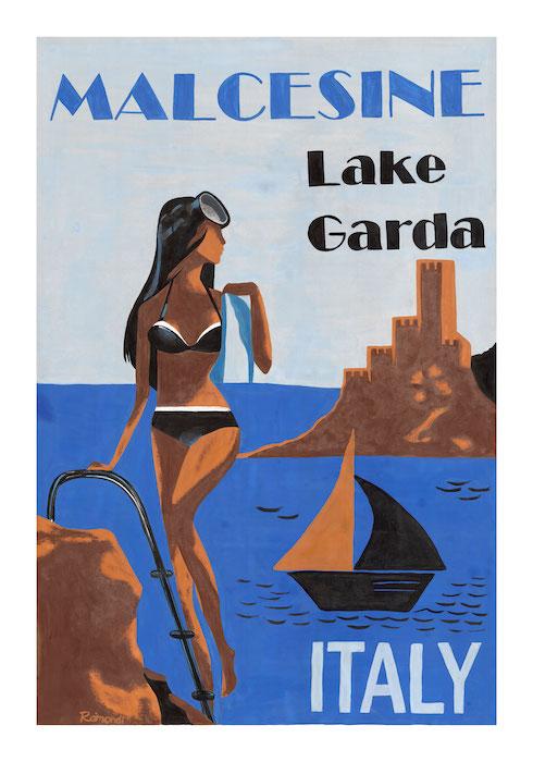 Malcesine - Lake Garda - Italy