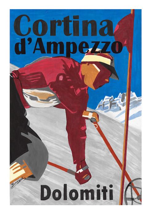 Cortina d'Ampezzo - Dolomiti.