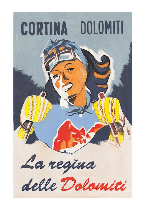 Cortina - Dolomiti: la Regina delle Dolomiti.