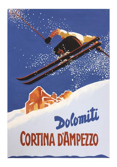 Dolomiti: Cortina d'Ampezzo.