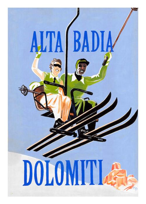 Alta Badia - Dolomiti.