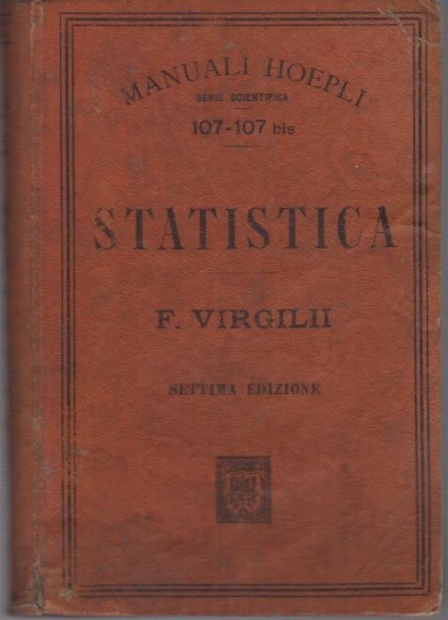 Statistica.