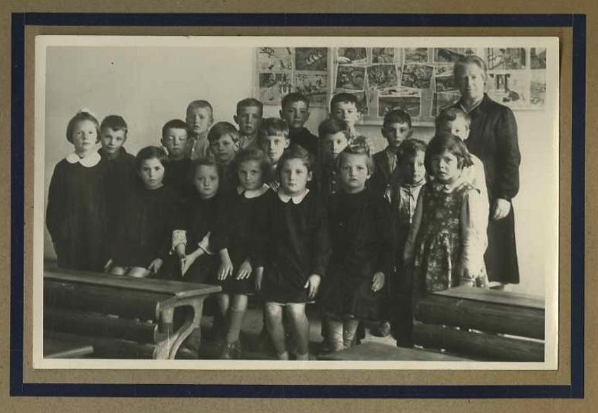 Fotografia di classe.