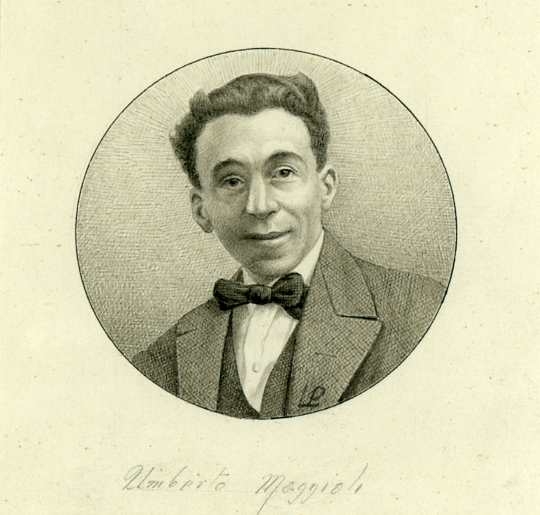 Umberto Moggioli.