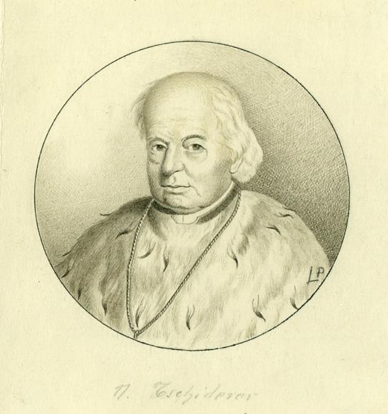 Giovanni Nepomuceno Tschiderer.