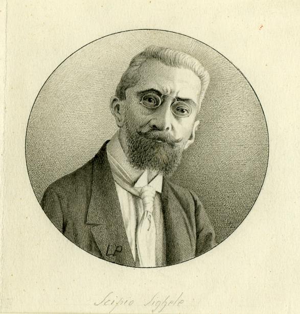Scipio Sighele.