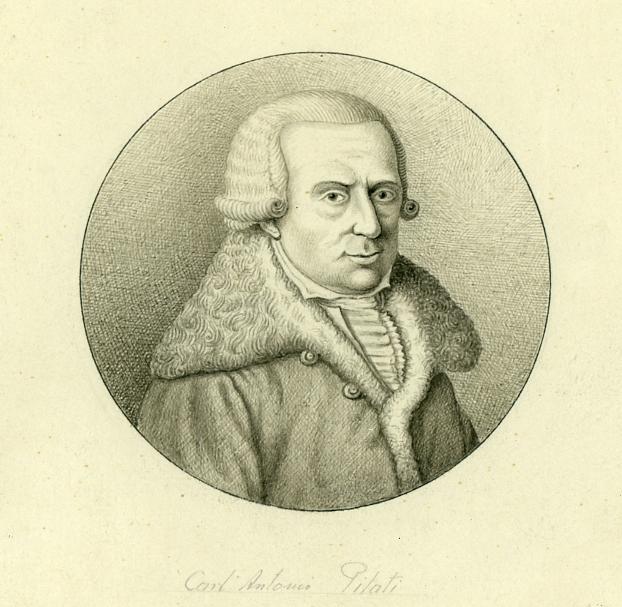 Carlo Antonio Pilati.
