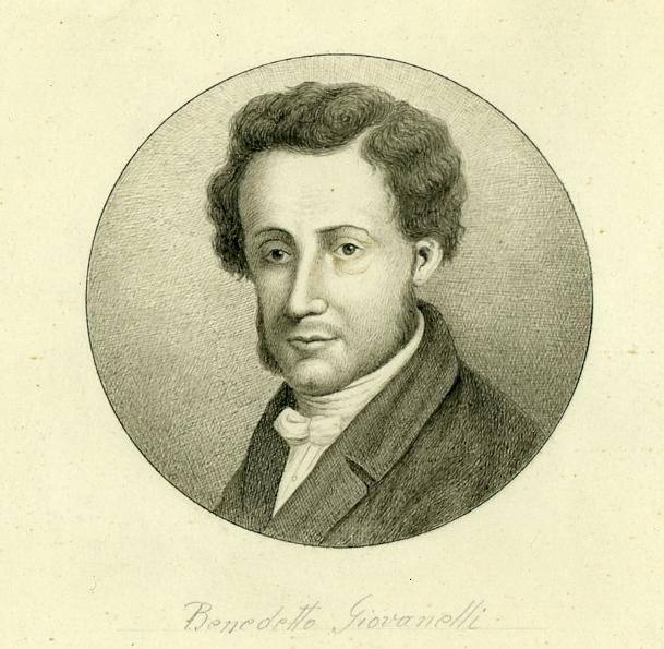 Benedetto Giovanelli.